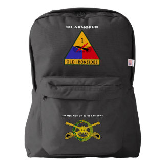 2ND SQUADRON 13TH CAVALRY 1ST ARMORED BACKPACK