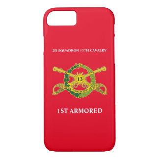 2ND SQUADRON 13TH CAVALRY 1ST ARMORED CASE