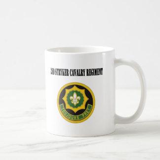 2nd Stryker Cavalry Regiment Coffee Mug