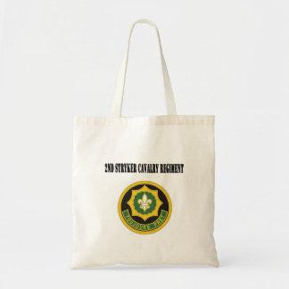 2nd Stryker Cavalry Regiment Tote Bag
