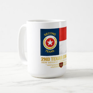 2nd Texas Cavalry Coffee Mug