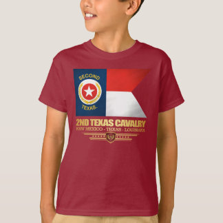 2nd Texas Cavalry T-Shirt