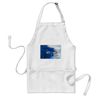2nd Timothy 1:7 For God has not given us.... Adult Apron