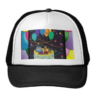 2ndsurprisepartyyinvitationballoons copy hats