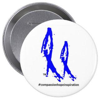 2NOBBIR C.H.I. 4 In. AwarenessButton Button