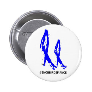 2NOBBIR DEFIANCE 2.1/4 Inch Awareness Button