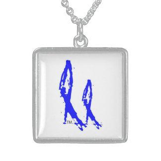 2NOBBIR Sterling Silver (Med) Sterling Silver Necklace