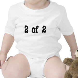 2of2 tee shirts