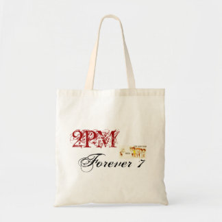 2PM Forever 7 Tote Bag