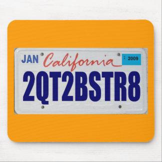 2QT2BSTR8:  California Alfombrilla De Ratón