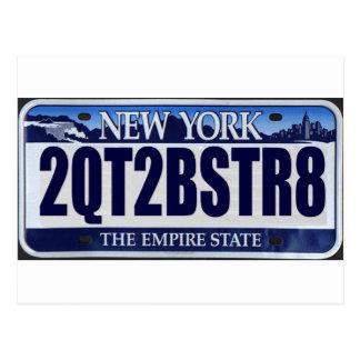 2QT2BSTR8:  Nueva York Tarjeta Postal