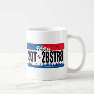 2QT2BSTR8:  Tejas Taza De Café