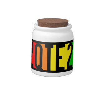 2QTE2BSTR8 candy jar