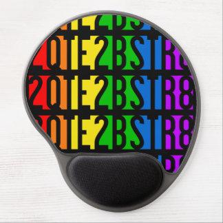 2QTE2BSTR8 mousepad Gel Mouse Pad