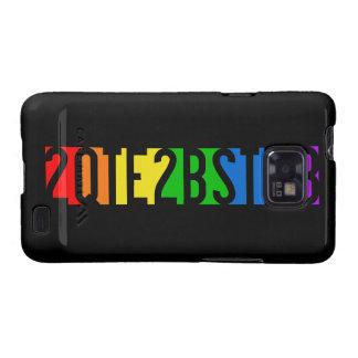 2QTE2BSTR8 Samsung case, customize Galaxy SII Cover