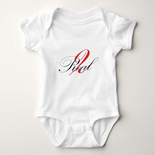 2Real Signature Series Baby Bodysuit