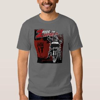 2RTW Support Crew T-shirt