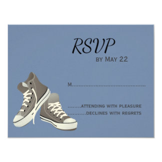 2Sneakers RSVP Card