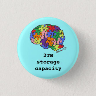 """2TB storage capacity"" button"