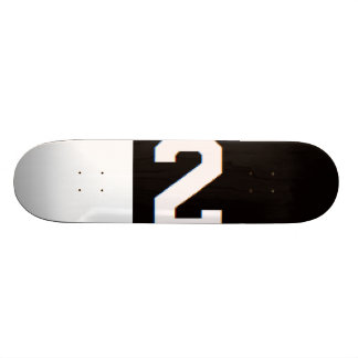 2TIMED: Special Edition Skateboard