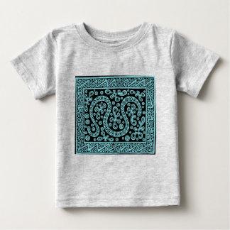 2Tone Snake Splat Baby T-Shirt