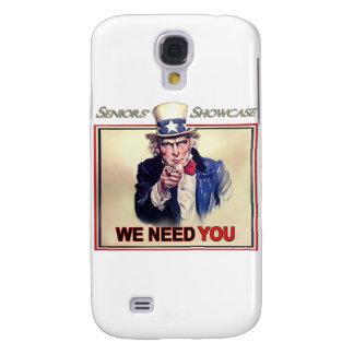 2UncleSam Samsung Galaxy S4 Case