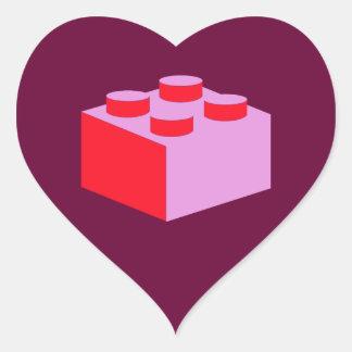 2x2 Brick by Customize My Minifig Stickers