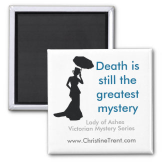 2x2 imán SQ - el misterio más grande de la muerte