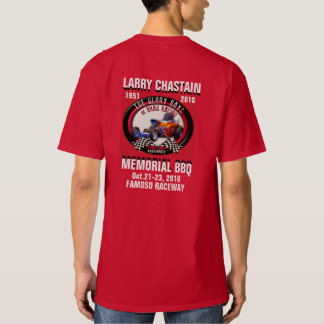 2X 3X 4X red chastain T-Shirt