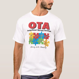 2XL Occupational Therapy Assistant T Shirt 2XL