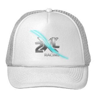 2XL Racing Swoosh Cap Trucker Hat