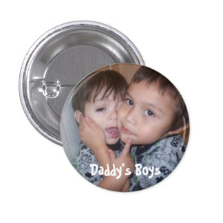 2zele68, Daddy's Boys Buttons