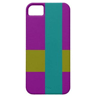 3カラーパレットの組合せの補足の組合せ iPhone SE/5/5s CASE