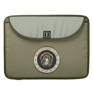 [300] Acquisition Corps (AAC) Branch Insignia [3D] Sleeve For MacBook Pro