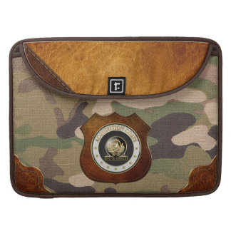 [300] Acquisition Corps (AAC) Regimental Insignia MacBook Pro Sleeve