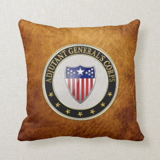 [300] Adjutant General's Corps Branch Insignia [3D Pillow