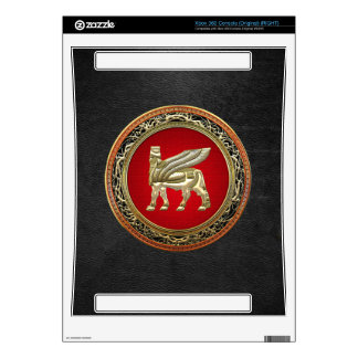 [300] Babylonian Winged Bull Lamassu [3D] Decal For Xbox 360