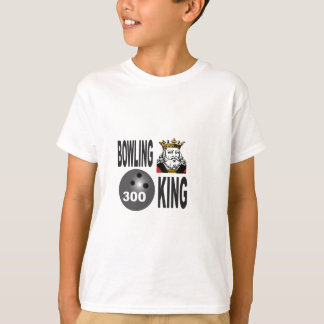 300 bowling king T-Shirt