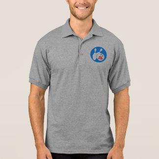 300 bowling polo shirts