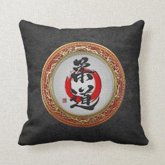 [300] Caligrafía japonesa de los artes marciales: Almohada
