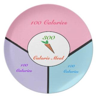 300 Calorie Meal Plates
