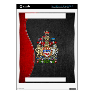 [300] Canada Coat of Arms [3D] Xbox 360 Skins