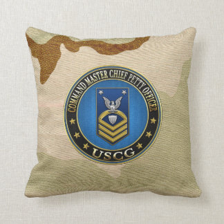 [300] CG: Command Master Chief Petty Officer (CMC) Pillow