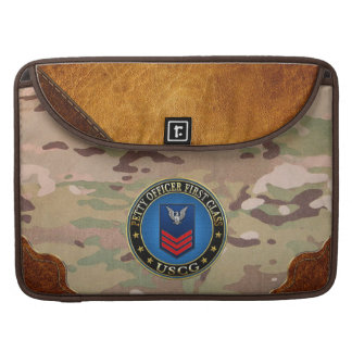 300 CG Petty Officer First Class PO1 Sleeve For MacBooks