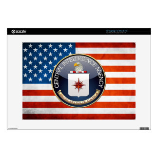 [300] CIA Special Edition Decal For Laptop