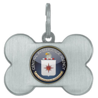 [300] CIA Special Edition Pet Name Tag