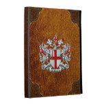[300] City of London - Coat of Arms iPad Folio Cover