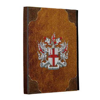 [300] City of London - Coat of Arms iPad Folio Cover