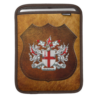 [300] City of London - Coat of Arms Sleeve For iPads