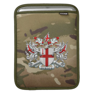[300] City of London - Coat of Arms Sleeves For iPads